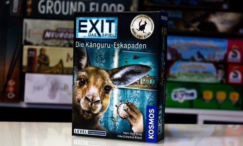 EXIT DAS SPIEL // Die Känguru Eskapaden von Marc-Uwe Kling