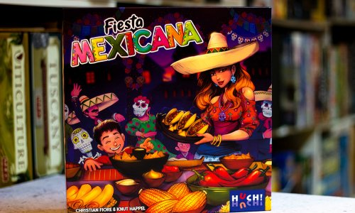 TEST // FIESTA MEXICANA