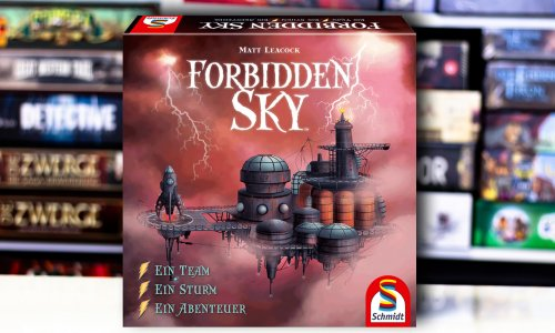 TEST // Forbidden Sky