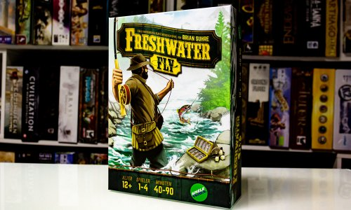 TEST // FRESHWATER FLY