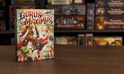 GORUS MAXIMUS // Bilder vom Spielmaterial