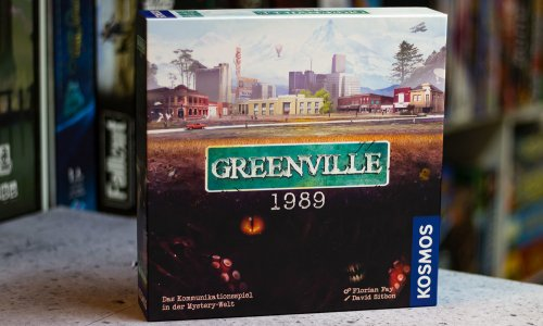 TEST // GREENVILLE 1898
