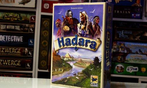 HADARA // Bilder vom Spielmaterial