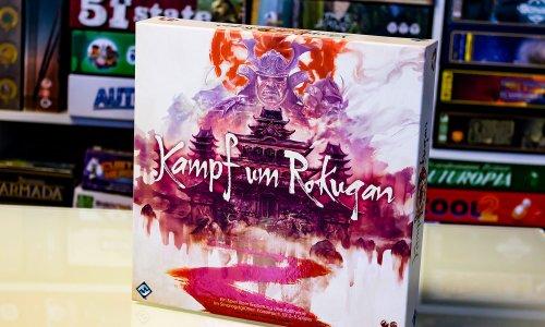 TEST // Kampf um Rokugan