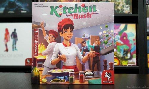 TEST // KITCHEN RUSH