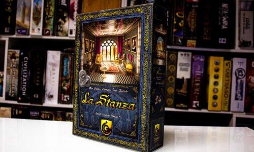 LA STANZA // Erste Bilder