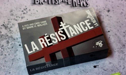 LA RÉSISTANCE! // Bilder vom Spiel
