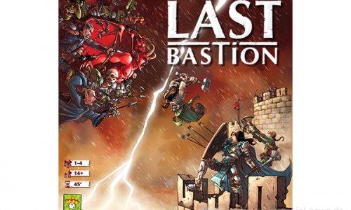 LAST BASTION // Erste Bilder der Repos Production Neuheit