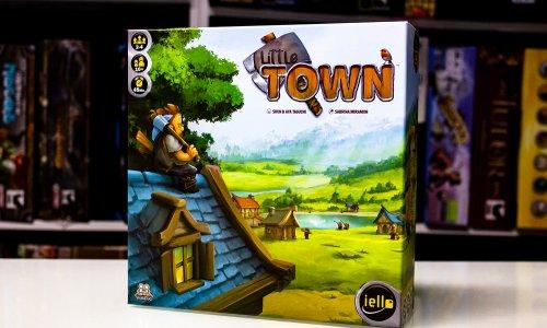 LITTLE TOWN // Das Spielmaterial
