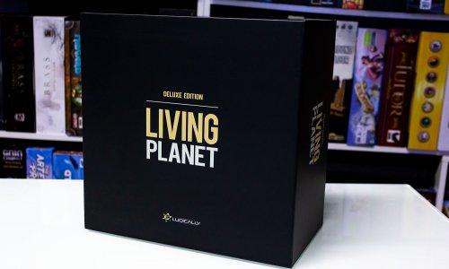 LIVING PLANET // Erste Bilder