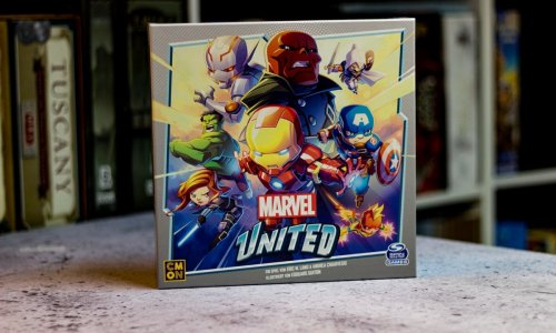 TEST // MARVEL UNITED