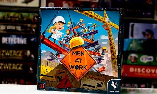 TEST // Men At Work