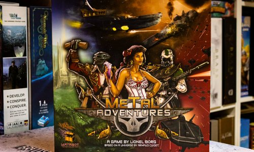 TEST // METAL ADVENTURES