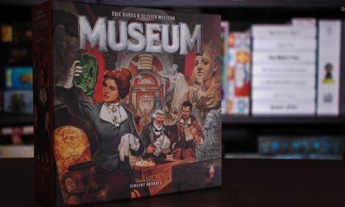 MUSEUM // Bilder vom Spielmaterial