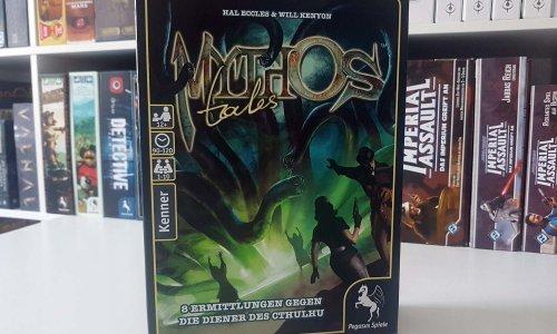 ANGEBOT // MYTHOS TALES für 25,90 € kaufen