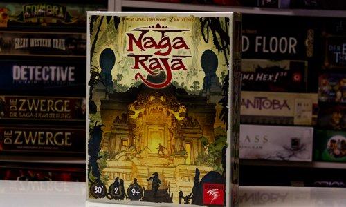 NAGA RAJA // Das Spielmaterial der Neuheit