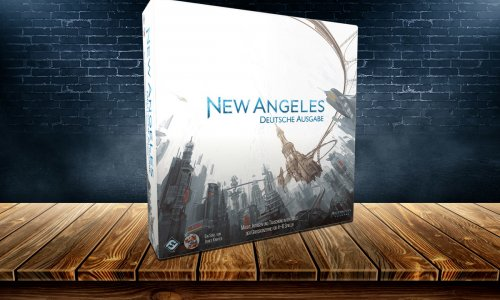TEST // NEW ANGELES
