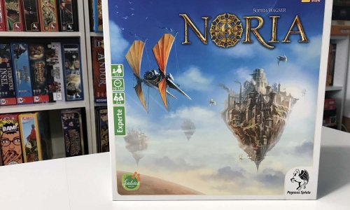 TEST // NORIA