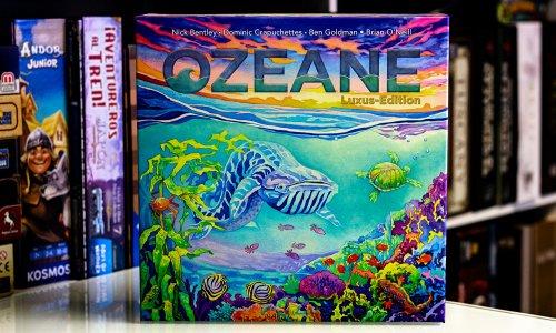 OZEANE // Bilder der Luxus-Edition