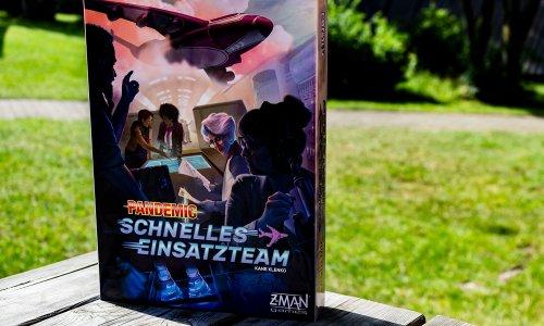 TEST // Pandemic: Schnelles Einsatzteam