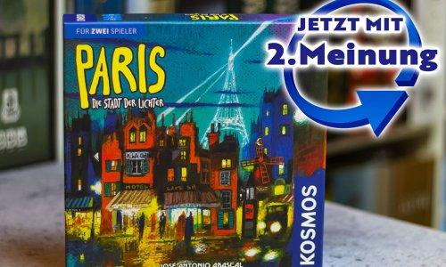 TEST // PARIS - DIE STADT DER LICHTER