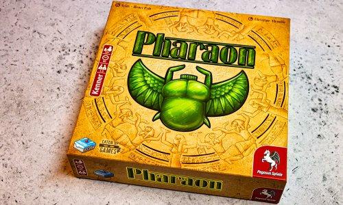 PHARAON // Bilder vom Spiel