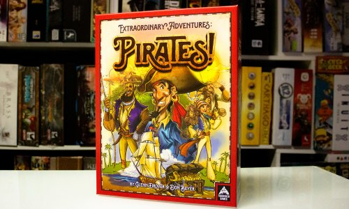 TEST // EXTRAORDINARY ADVENTURES: PIRATES