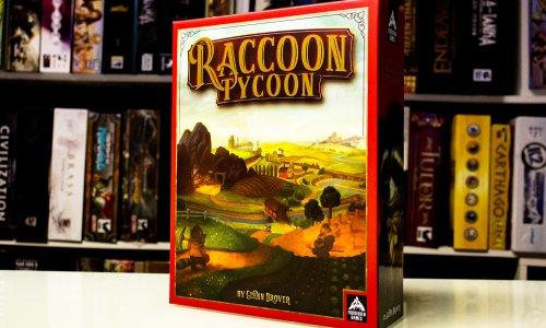 RACCOON TYCOON // Erster Bilder vom Spiel