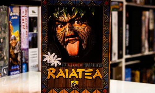 RAIATEA // Bilder vom Spiel