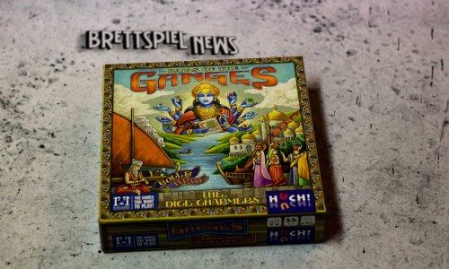 RAJAS OF THE GANGES – THE DICE CHARMERS // Bilder vom Spiel