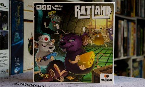 TEST // RATLAND