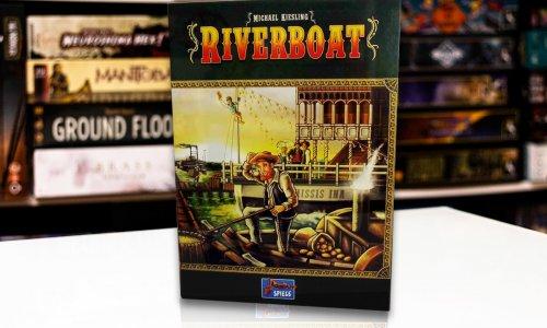 TEST // Riverboat