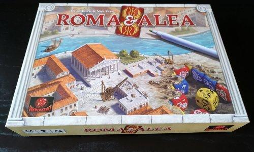 ROMA & ALEA // Bilder vom Spiel