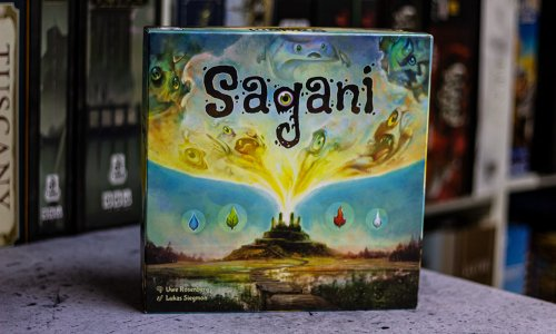 ANGESPIELT // SAGANI