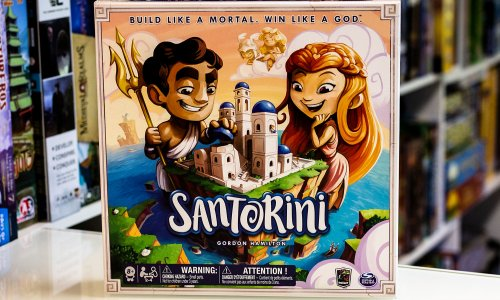 SANTORINI // Bilder vom Spiel