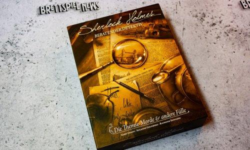 SHERLOCK HOLMES: BERATENDER DETEKTIV // Bilder vom Spiel