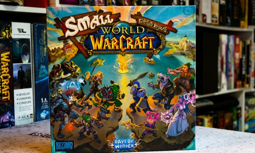 TEST // SMALL WORLD OF WARCRAFT