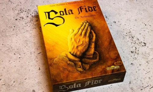 SOLA FIDE // Bilder vom Spiel