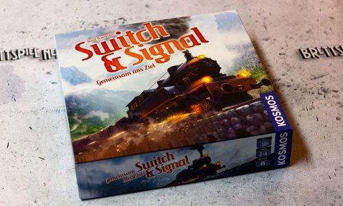SWITCH & SIGNAL // Bilder vom Spiel