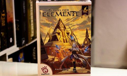 TEMPEL DER ELEMENTE // Bilder vom Spiel