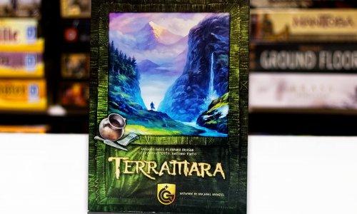 TEST // TERRAMARA