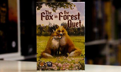 THE FOX IN THE FOREST DUET // Erste Bilder der Neuheit