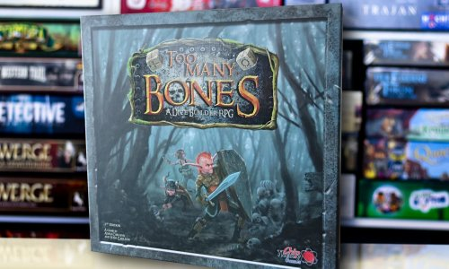 TEST // Too Many Bones