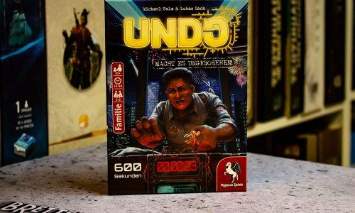 TEST // UNDO - 600 SEKUNDEN