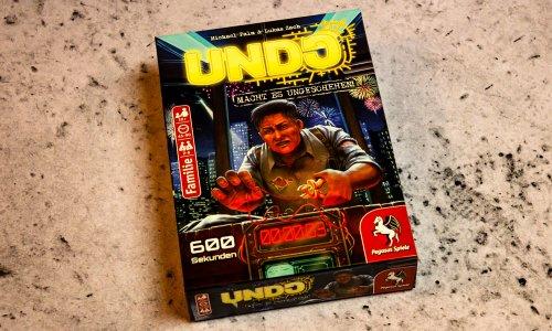 UNDO – 600 SEKUNDEN // Bilder vom Spiel