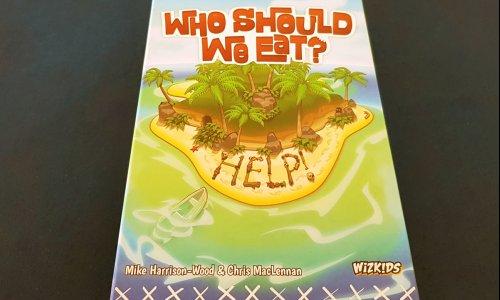 TEST // WHO SHOULD WE EAT