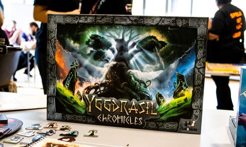 TEST // YGGDRASIL CHRONICLES