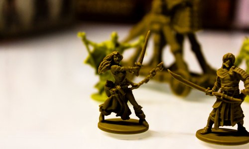 ZOMBICIDE: GREEN HORDE // Das ist das Spielmaterial