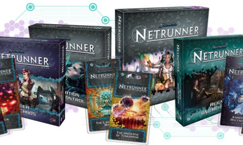 REPORT // Fantasy Flight Games: Android Netrunner wird eingestellt