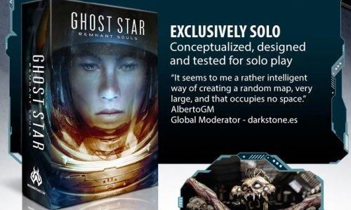 "REPORT // Der Fall Douglas W. Kerr - ""Ghost Star"" Kampagne auf Kickstarter abgebrochen"
